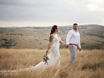 Gert & Michelle's Wedding | Lake Eland KZN