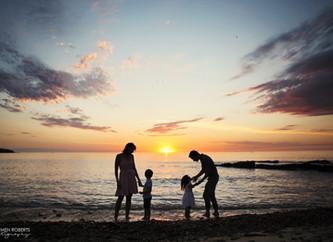 Kriel Family beach shoot | Hallett Cove, Adelaide Australia