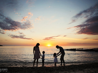 Kriel Family beach shoot | Hallett Cove, Adelaide Australia