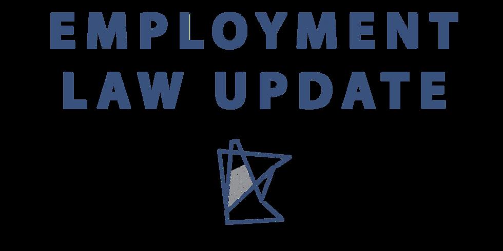 2021 Employment Law Update