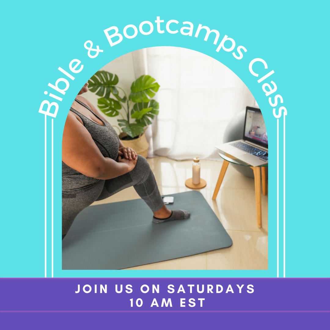 Bible and Bootcamps