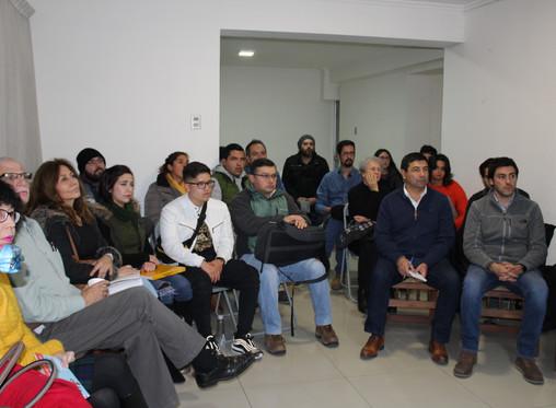 """Reunión Grupo """"Amigos Sochitab"""""""