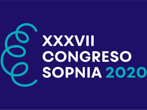 Premio al mejor trabajo libre XXXVII Congreso Sopnia
