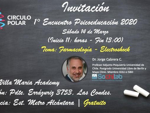 1era sesión Ciclo Psicoeducación 2020