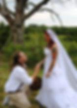 Allen and Amanda married