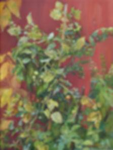 Elizabeth Jackson Hall, artist, painter, Ellie's Nummies