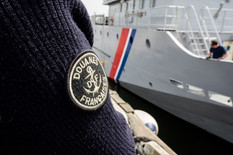 Douanes, patrouilleur Jacques Oudart-four