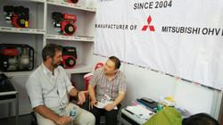141018_Meeting in Canton Fair_Andrew Zhou - Brilliant