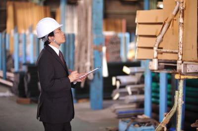 Inspection usine chine