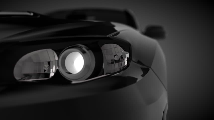 luxury car close up 1