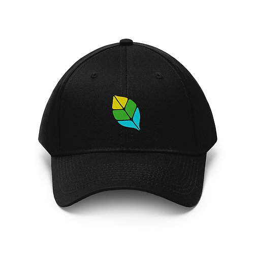 Unisex Twill Embroidered CPP Hat