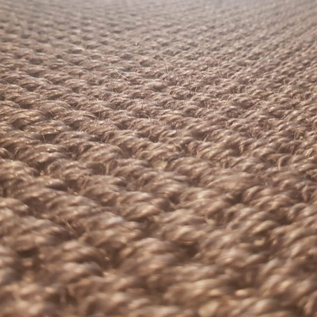 THIS MONTH WE LOVE: CHARCOAL SISAL