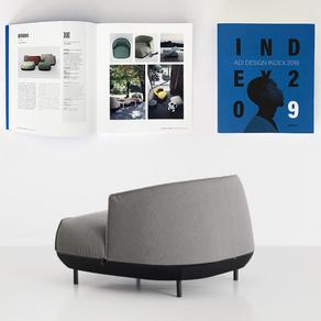BRIONI van Kristalia, genomineerd voor Italië's meest prestigieuze designprijs.