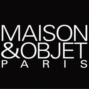 Maison et Objet 2019 - start samenwerking Bert Plantagie en Leolux (Hal 6, G62/H61)