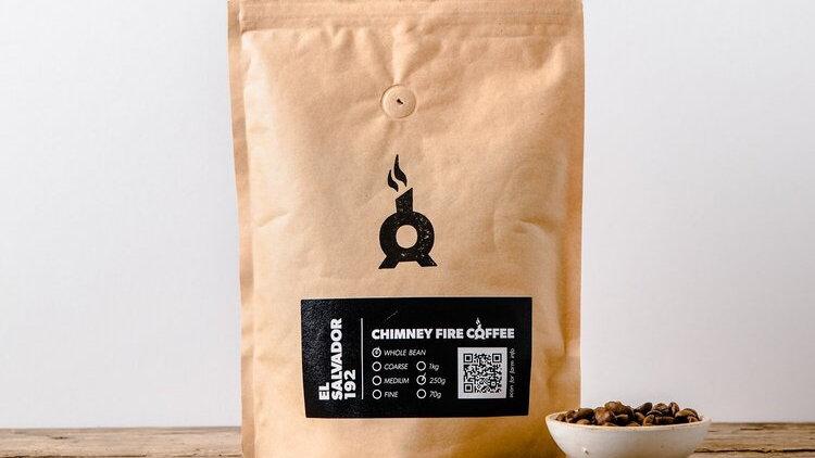 Chimney Fire Coffee - El Salvador, El Cipres