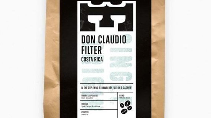 Extract Coffee - Costa Rica Don Claudio - Sold out