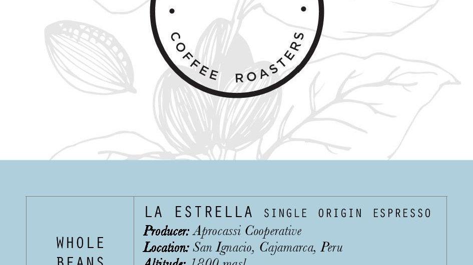 80 Stone Coffee Roasters - Peru: La Estrella