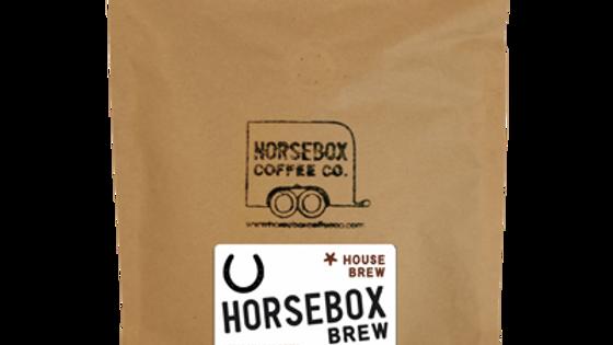 Horsebox coffee roasters - Brazil Aprocem - Natural