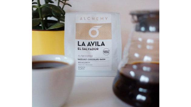 Alchemy - El Salvador La Avila