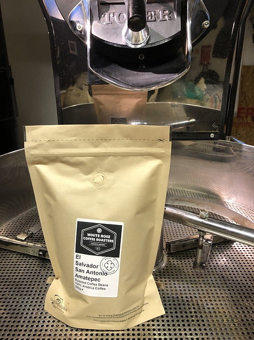 White Rose Coffee Roasters - El Salvador San Antonio Amatepec