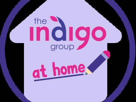 Indigo at Home