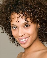 Black Women with Perm