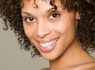 Smiling Model