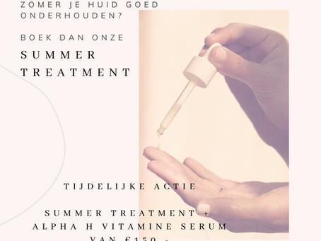 SUMMER TREATMENT / ALPHA H