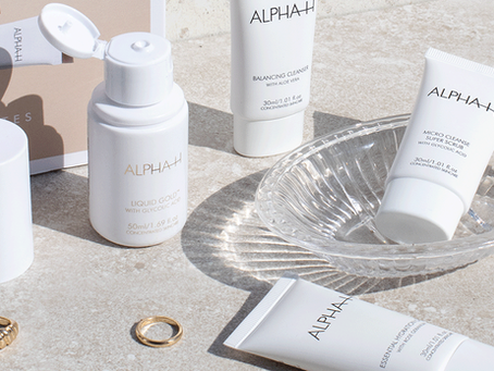 Alpha H, het nieuwe huidverbeterende productmerk bij Huidkliniek Dorlas