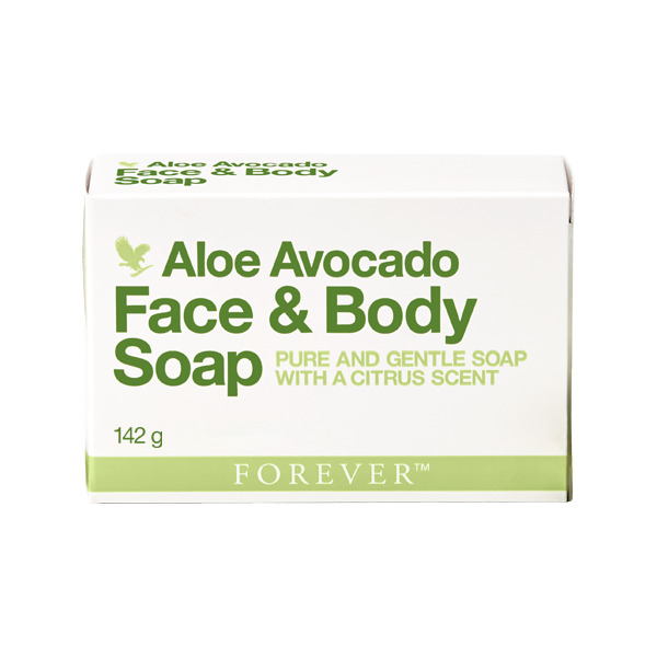 Aloe Avocado Soap