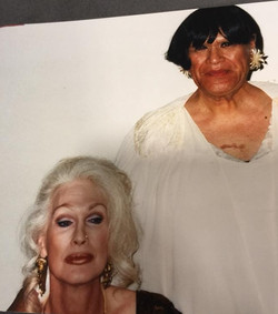 Dana deMilo & Chrissy Witoko Angels together