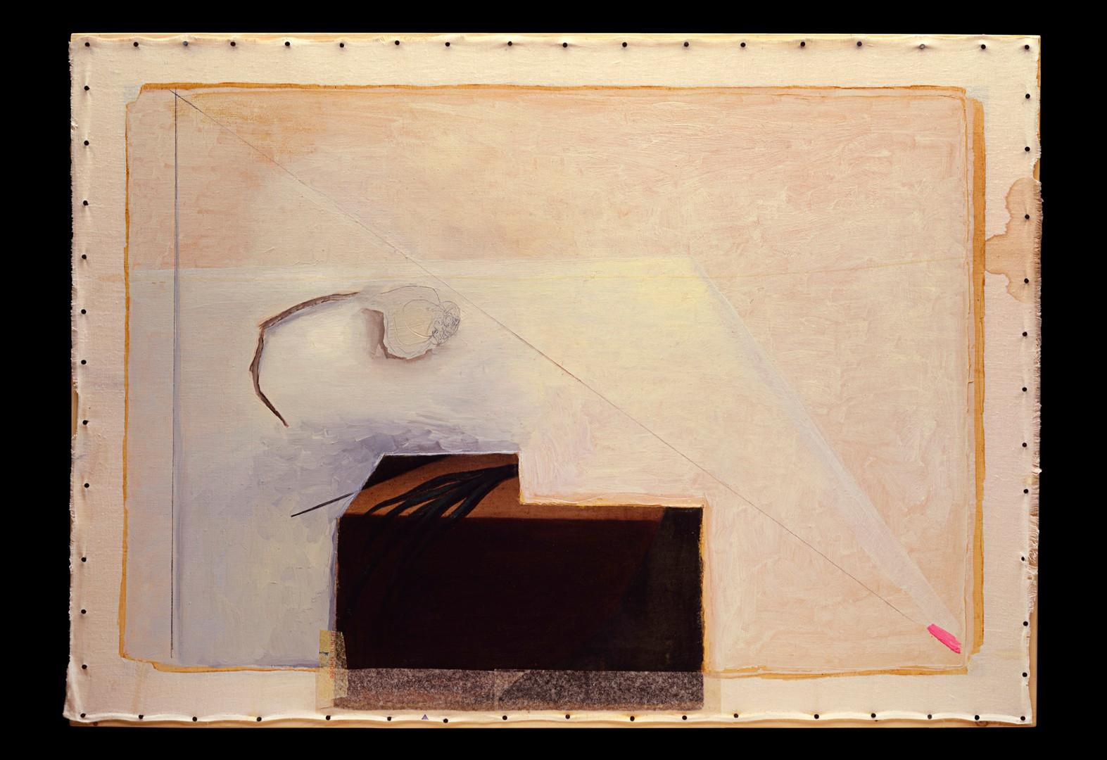 natura morta con aglio - 1985