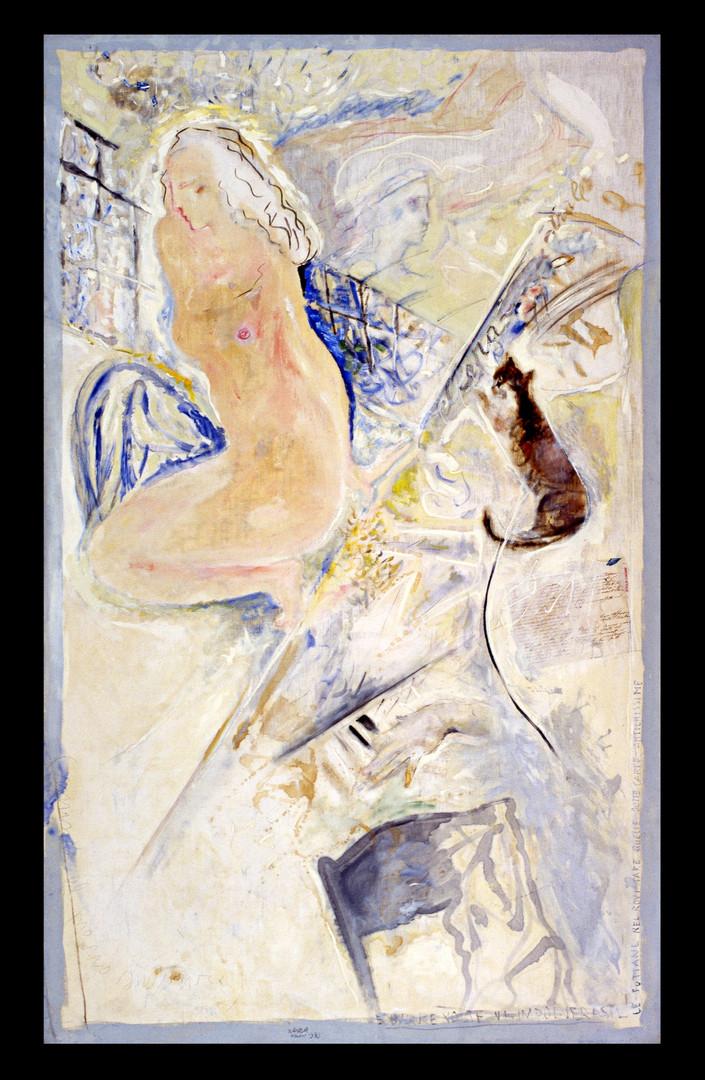 pioggia sul marmo - 1986