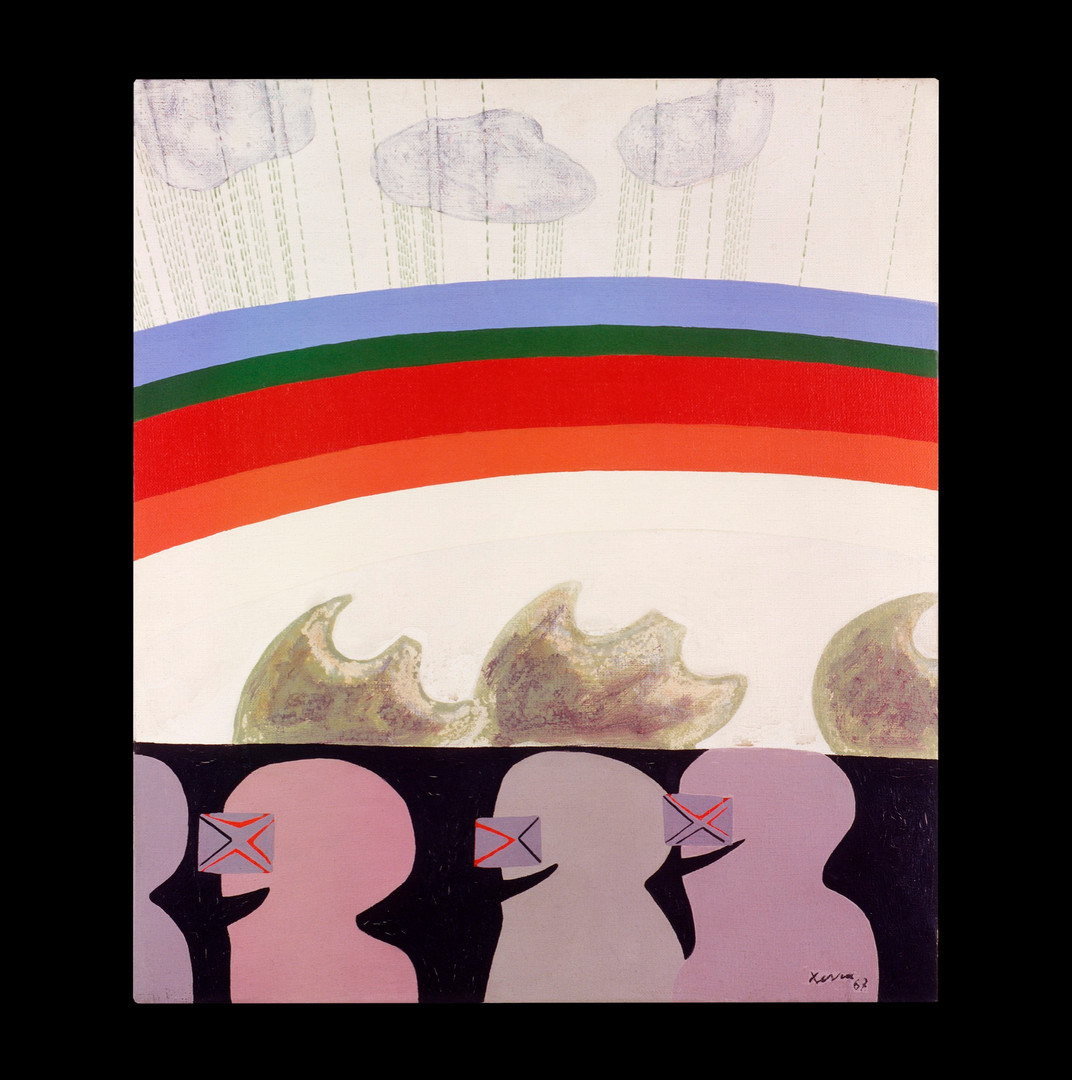 in fila - 1967