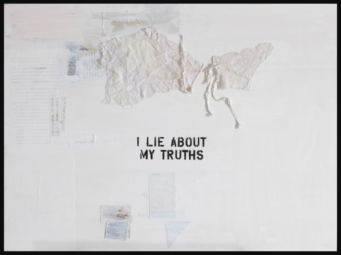 I Lie About My truths - 2008