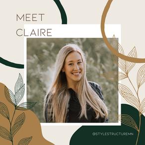 Meet Claire