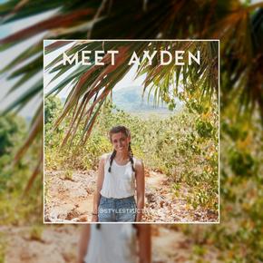 Meet Ayden