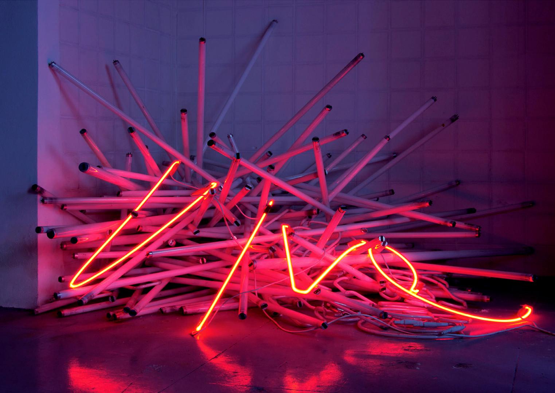 istallazione neon - 2017