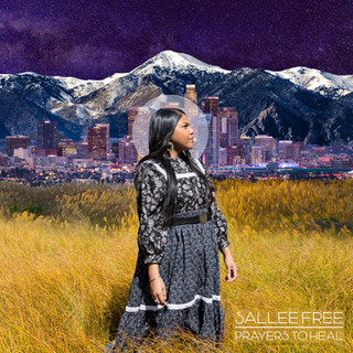 SALLEE FREE Album Cover