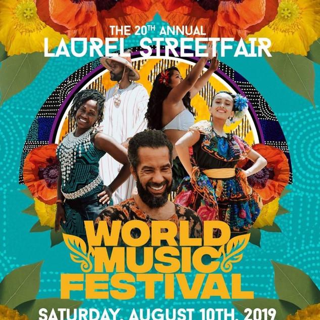 Laurel Street Fair 2019