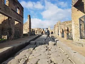 Pompeii and Wine Testing Tour