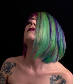 Designer Funky Hair Colours