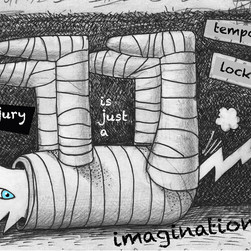 An Injury Is Just a Temporary Lockdown of the Imagination