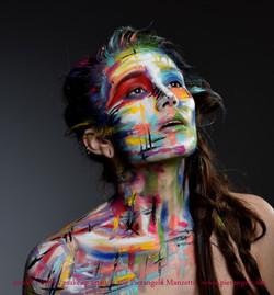 Makeup Artist Pierangela Manzetti