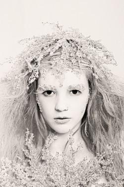 Ice Queen by Pierangela Manzetti