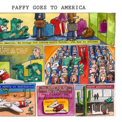 Paffy Goes to America