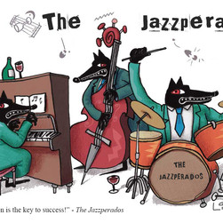 The Jazzperados - Improvisation Is the Key to Succes