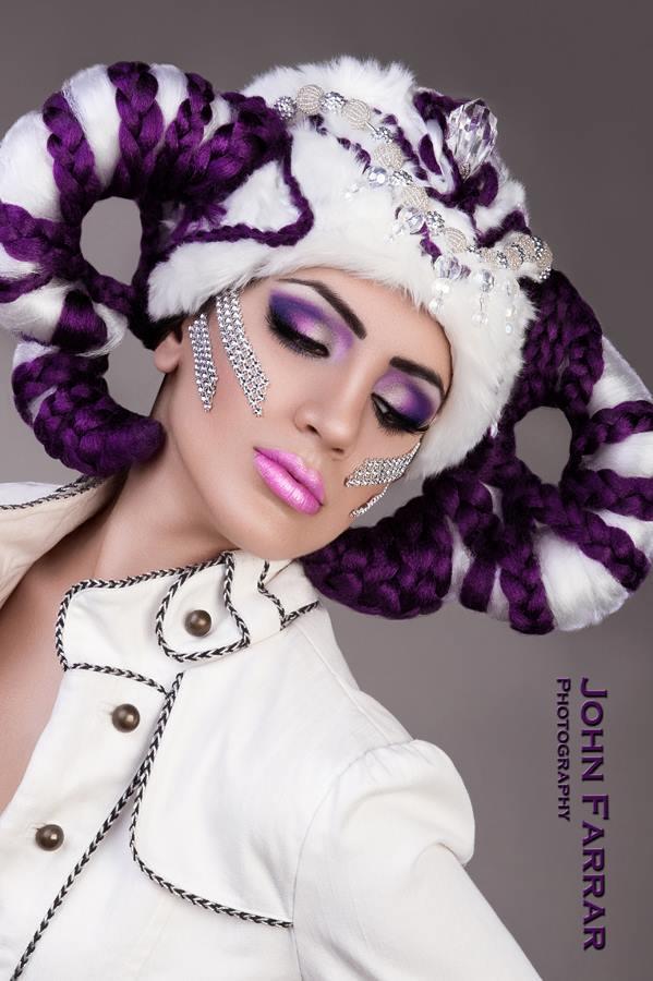 Hiar & Makeup : Pierangela Manzetti