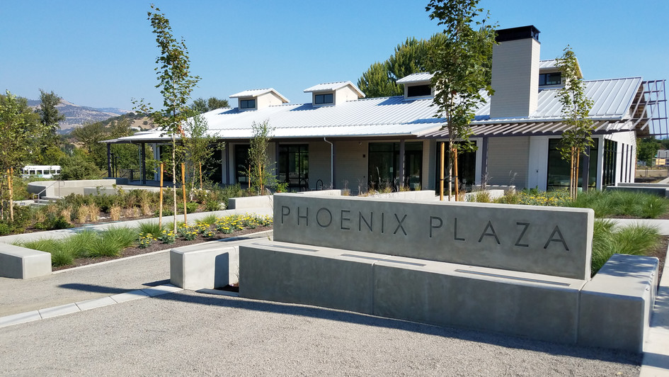 Phoenix Plaza Community Center
