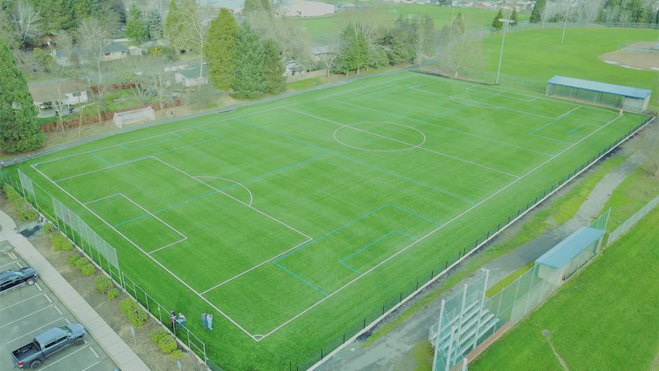 Reinhart Volunteer Park Soccer Field
